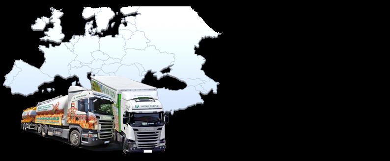 Wir haben unsere eigenen LKW-Flotte bereit, Pellets in die entferntesten Ecken Europas zu transportieren. Wir führen Aufträge zeitnah und termingerechte Lieferung garantiert!